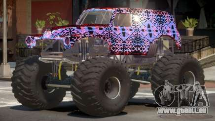 Ford Country Off-Road Custom PJ1 pour GTA 4