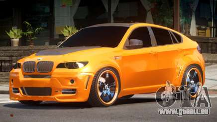 BMW X6M ST für GTA 4