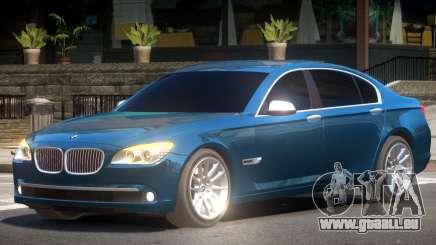 BMW 750Li Edit für GTA 4