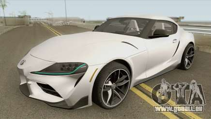 Toyota GR Supra 2020 pour GTA San Andreas