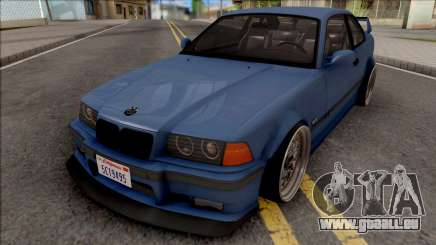 BMW M3 E36 Low für GTA San Andreas