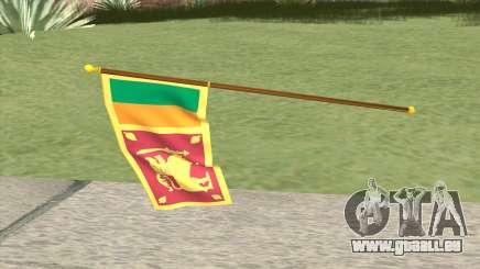 Flag Of Sri Lanka pour GTA San Andreas