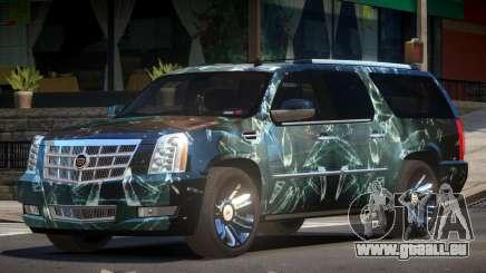 Cadillac Escalade Platinum PJ3 pour GTA 4