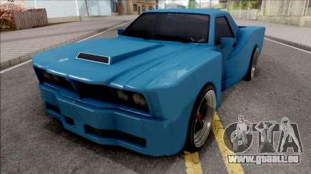 FlatOut Lentus Custom v2 für GTA San Andreas