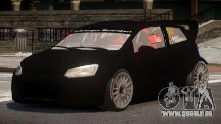 Volkswagen Polo RT pour GTA 4