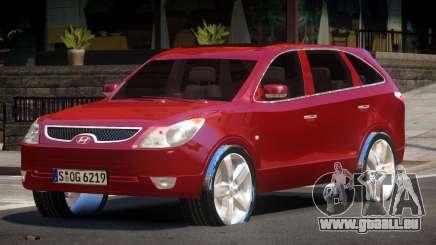 Hyundai IX55 V1.0 pour GTA 4
