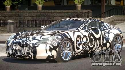 Aston Martin One 77 PJ4 pour GTA 4
