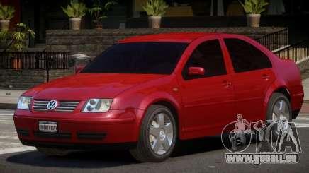 Volkswagen Bora RS pour GTA 4