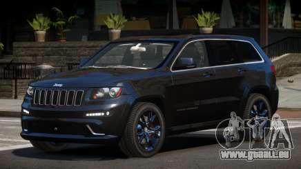 Jeep Grand Cherokee ST pour GTA 4