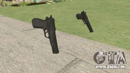 Browning HP (Rising Storm 2: Vietnam) für GTA San Andreas