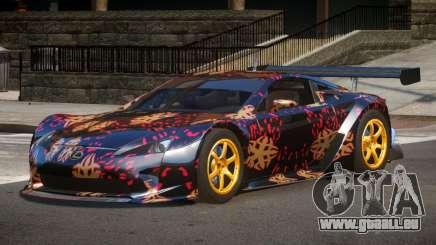 Lexus LFA GT PJ4 für GTA 4