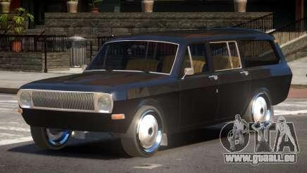 1991 GAZ 24-12 pour GTA 4