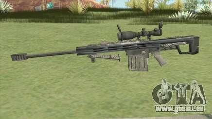 UTR 130 Sniper Rifle für GTA San Andreas
