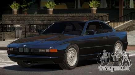 1993 BMW 850i TR pour GTA 4