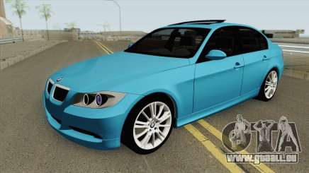 BMW E90 320d (Stock) für GTA San Andreas