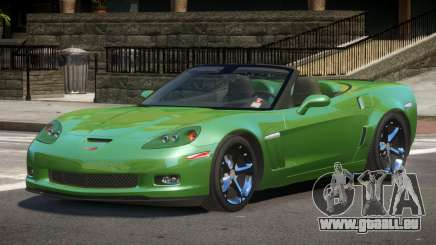 Chevrolet Corvette C6 Spider pour GTA 4