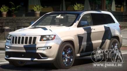 Jeep Grand Cherokee ST PJ2 pour GTA 4