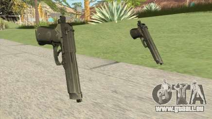 Beretta M9 (COD 4: MW Edition) für GTA San Andreas