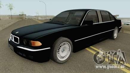 BMW E38 (L7) pour GTA San Andreas