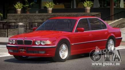BMW 750iL TDI pour GTA 4