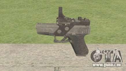 Pistol (RE 3 Remake) für GTA San Andreas