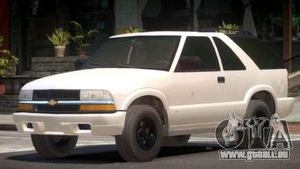 Chevrolet Blazer RS pour GTA 4