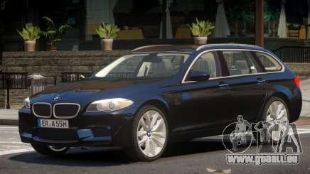 BMW M5 F11 V1.2 für GTA 4