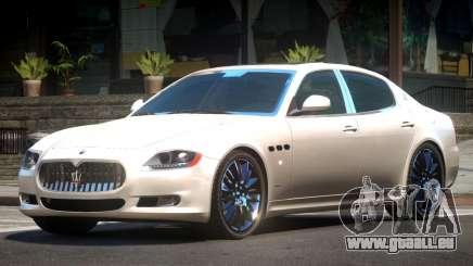 Maserati Quattroporte GT für GTA 4