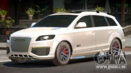 Audi Q7 CV pour GTA 4