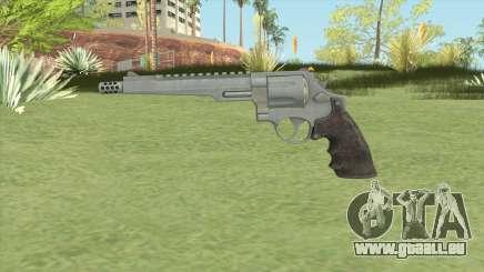 Magnum Revolver (Hunt Down The Freeman) pour GTA San Andreas