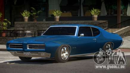 Pontiac GTO LS für GTA 4