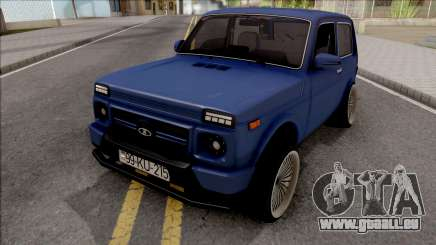 Lada Niva Sport Tuning Azerbaijan pour GTA San Andreas