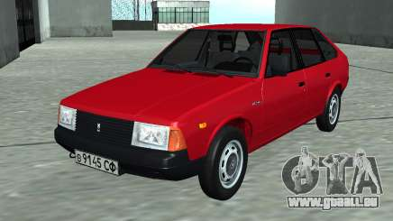 Moskvich 2141 Rouge pour GTA San Andreas