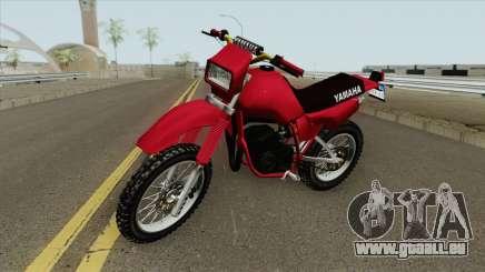 Yamaha DT 180 HQ pour GTA San Andreas