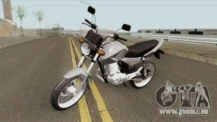 Honda Titan (Standart) für GTA San Andreas