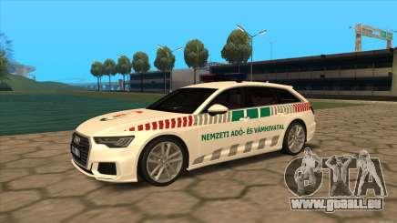 Audi RS6 NAV pour GTA San Andreas