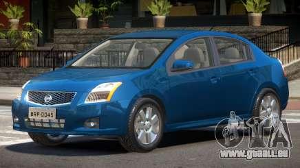 Nissan Sentra V1.1 für GTA 4
