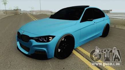 BMW 3-er F30 M-Tech pour GTA San Andreas