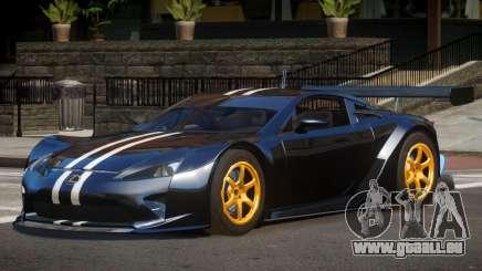 Lexus LFA GT pour GTA 4