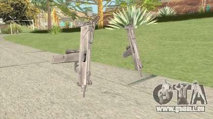 Mac-11 SWD pour GTA San Andreas