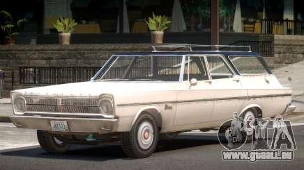 Plymouth Belvedere ST für GTA 4