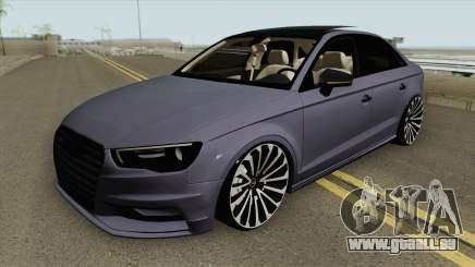 Audi A3 (Sedan) pour GTA San Andreas