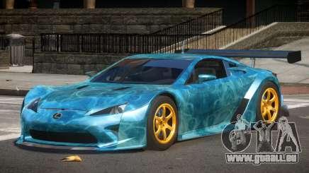 Lexus LFA GT PJ1 für GTA 4