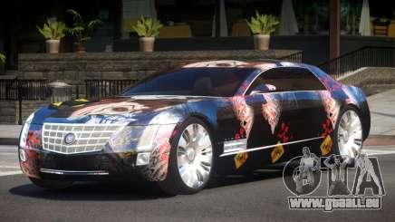 Cadillac Sixteen V1.2 PJ3 pour GTA 4
