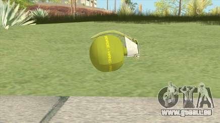M67 Grenade (Hunt Down The Freeman) pour GTA San Andreas