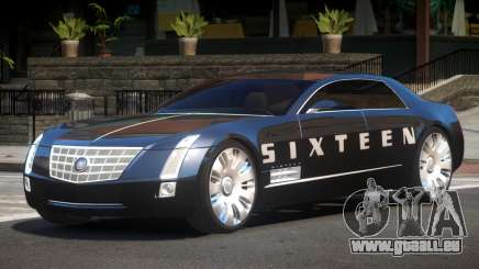 Cadillac Sixteen V1.2 pour GTA 4