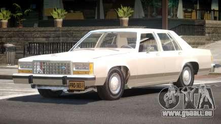 Ford LTD Crown Victoria V1.0 für GTA 4