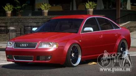 Audi RS6 Edit für GTA 4