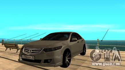 Honda Accord 2008 pour GTA San Andreas