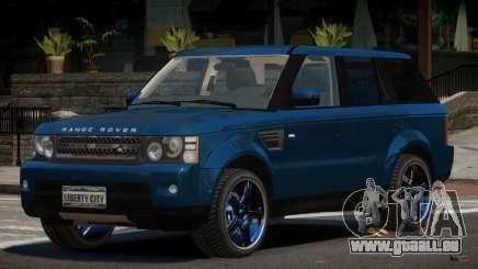 Land Rover Sport ST pour GTA 4